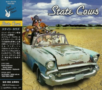 State Cows - Discography [Japanese Edition] (2010-2013)
