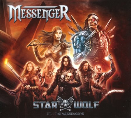 Messenger - Starwolf - Pt.1: The Messengers [Limited Edition] (2013)