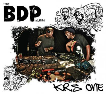KRS-One-The BDP Album 2012