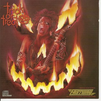 Fastway- Trick Or Treat  (1986)