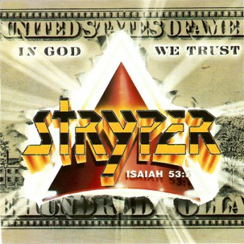 Stryper - In God We Trust (1988) [Japan Press]