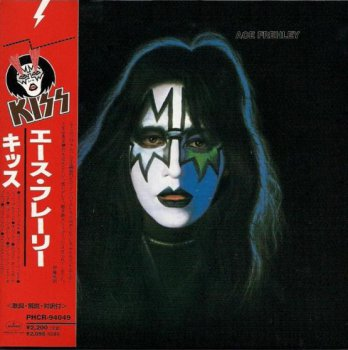 Kiss- Ace Frehley Japan Remastered Cardsleeve (1978-1998)