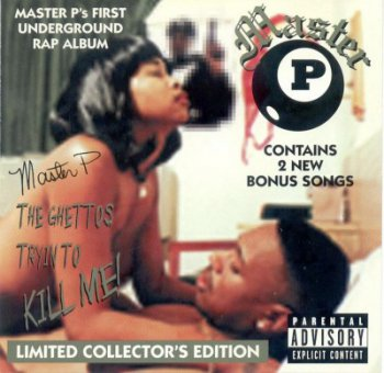 Master P-The Ghettos Tryin To Kill Me (Limited Edition) 1994