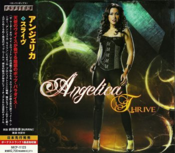 Angelica - Thrive (Japan Release)(2013)