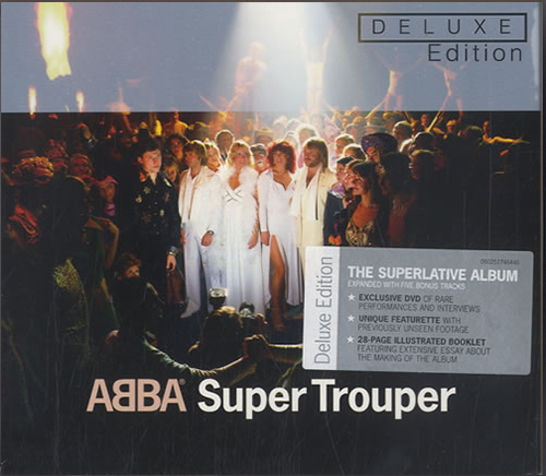 ABBA «Anniversary Deluxe Editions» (14 x CD • Polar Music International AB, Germany • 2006-2014)