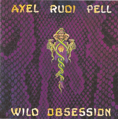 Axel Rudi Pell - 5 original albums in 1 box (2013)