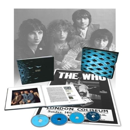 The Who - Tommy [Super Deluxe Box Set, 1969] (2013)