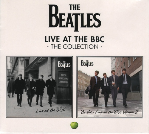 The Beatles - Live At The BBC. The Collection [Box Set, 4CD] (2013)