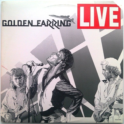 Golden Earring - Live (1977) [2LP Vinyl Rip 24/192]