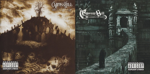 Cypress Hill - 2 Albums US Release
