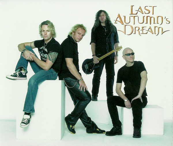 Last Autumn's Dream - Discography [Japanese Edition] (2003-2017)