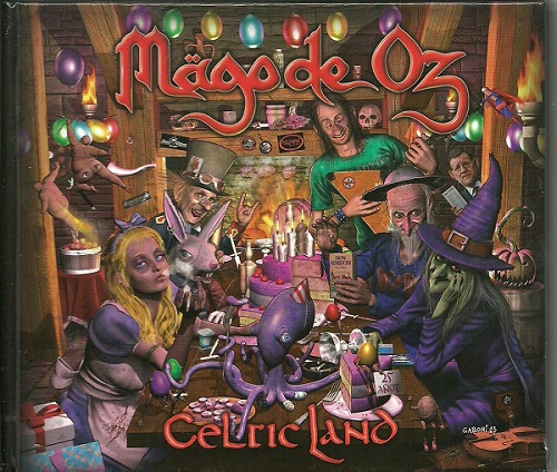 Mago de Oz - Celtic Land (2013)