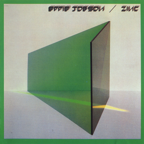 Eddie Jobson - The Green Album (1983) [Reissue 1992]