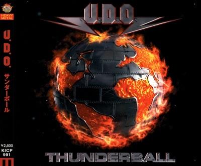 U.D.O. (UDO) - Discography [Japanese Edition] (1987-2015)