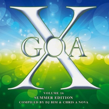 VA - Goa X - Vol.16 (Summer Edition) (2013)