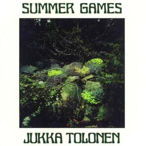 Jukka Tolonen - Summer Games (1973) [Reissue 2004]