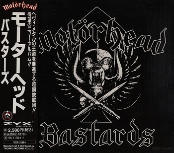 Motorhead - Bastards (Japan Edition) (1994)