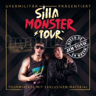 Silla-Monster Tour Mixtape (Limited Edition) 2012