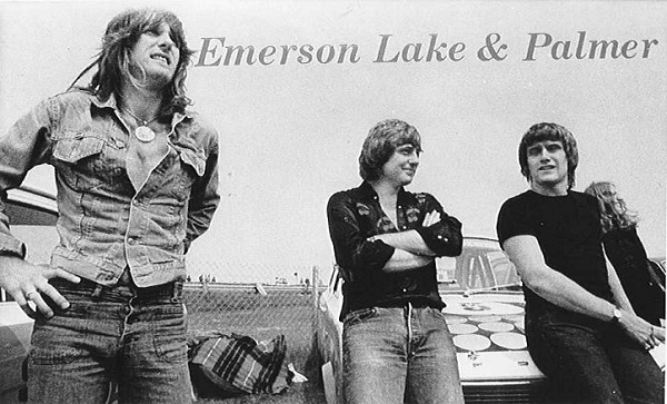 Emerson, Lake & Palmer (ELP) - Discography [Remastered Series Sony Music] (1970-2011)