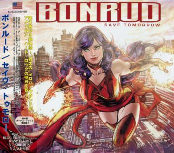 Bonrud - Save Tomorrow [Japanese Edition] (2012)