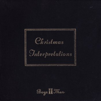 Boyz II Men - Christmas Interpretations (1993) (Polydor K.K. POCT-9045)