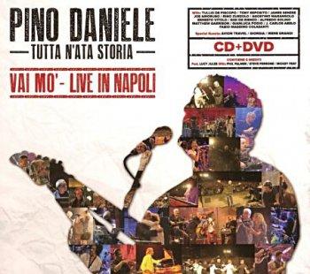 Pino Daniele - Tutta N'Ata Storia (Sony Music,88765440542) 2013