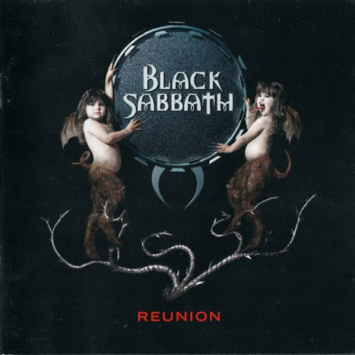 Black Sabbath - Reunion (2 Cd Live)