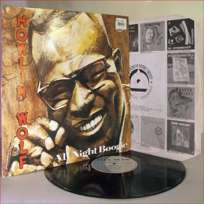 Howlin Wolf - All Night Boogie (1984) (Vinyl)