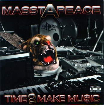 Masstapeace-Time 2 Make Music 2011