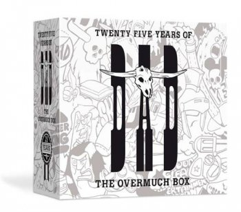 Disneyland After Dark- The Overmuch Box 11Cds +1 Ep Remastered (2009)