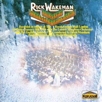 Rick Wakeman - Journey To The Centre Of The Earth [DVD-Audio] (1974)