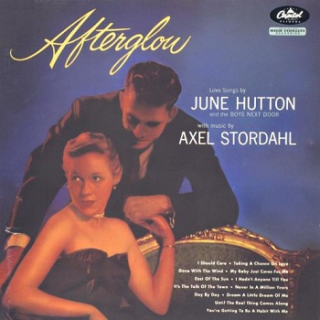 June Hutton & Axel Stordahl - Afterglow (Japan Edition) (1991)