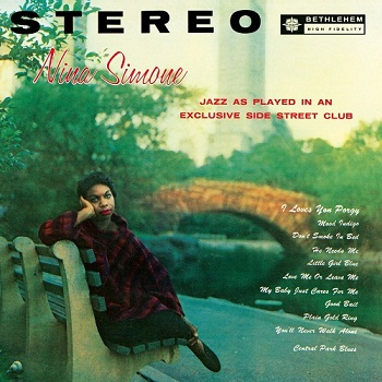 Nina Simone - Little Girl Blue [Reissue] (2013)