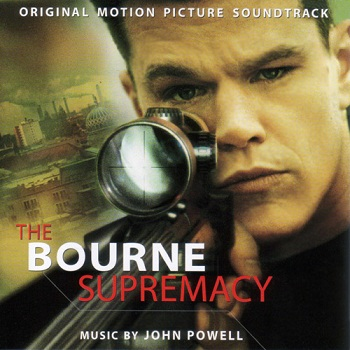 John Powell - The Bourne Supremacy / ????????????? ????? OST (2004)