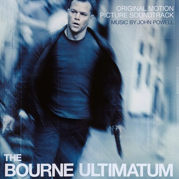John Powell - The Bourne Ultimatum / Ультиматум Борна OST (2007)