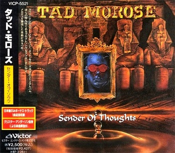 Tad Morose - Sender Of Thoughts (Japan Edition) (1995)