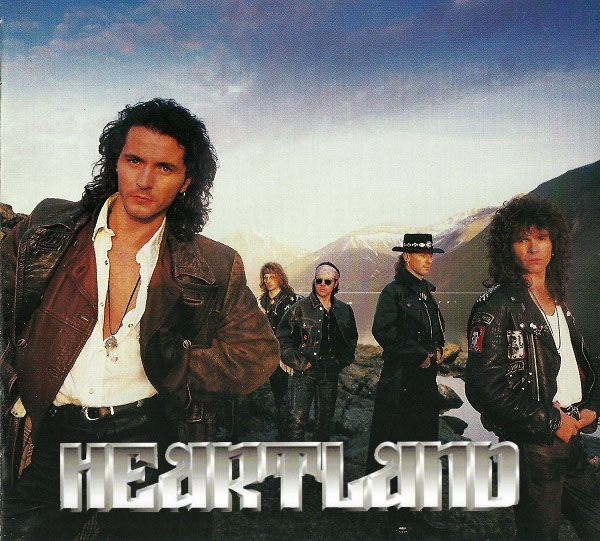 Heartland - Discography [Japanese Edition] (1991-2011)