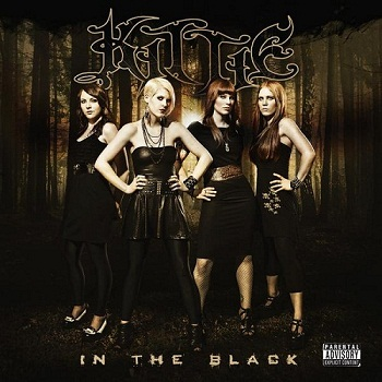 Kittie - In The Black (Japan Edition) (2009)