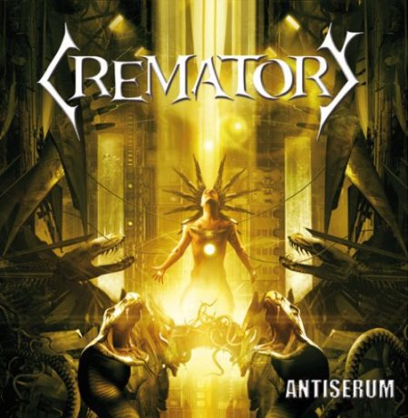 Crematory - Antiserum [Limited Edition] (2014)