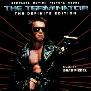Brad Fiedel - The Terminator / Терминатор OST (The Definite Edition) (1994)