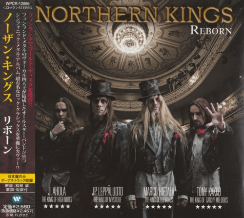 Northern Kings - Reborn [Japanese Edition] (2007)