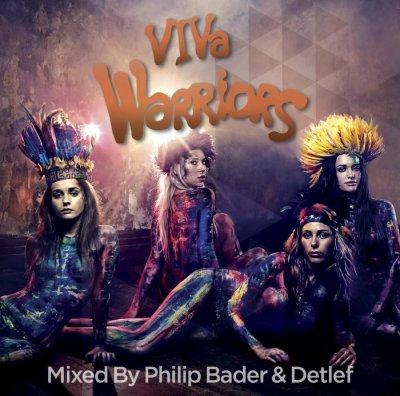VA - VIVa Warriors Season 2 Mixed By Philip Bader & Detlef (2013)