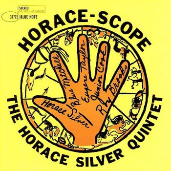 The Horace Silver Quintet - Horace-Scope (1960)