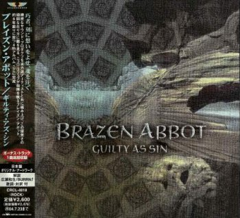 Brazen Abbot - Guilty As Sin [Japanese Edition] (2003)