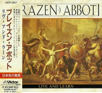 Brazen Abbot - Live and Learn [Japanese Edition] (1995)