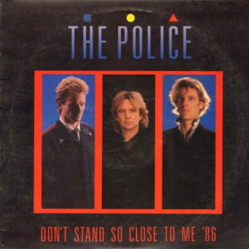 The Police- Don't Stand So Close To Me '86 12'' Vinyl (1986)