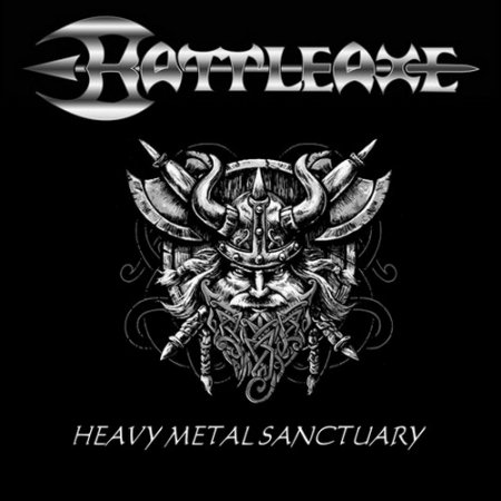 Battleaxe - Heavy Metal Sanctuary (2014)