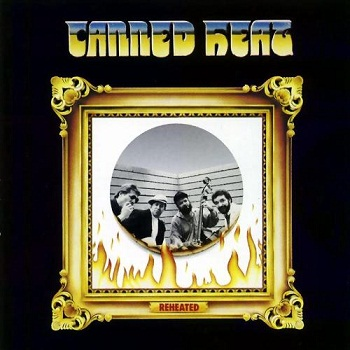 Canned Heat - Reheated (1988)