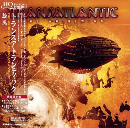 Transatlantic - The Whirlwind (2CD) [Japanese Edition] (2009)