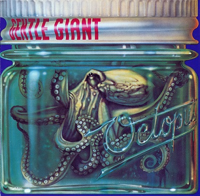 Gentle Giant - Discography [Original Pre-Remaster] (1970-1980)